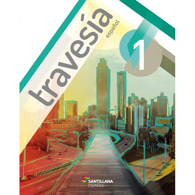 Livro Travesía Español - 1º ano - Santillana