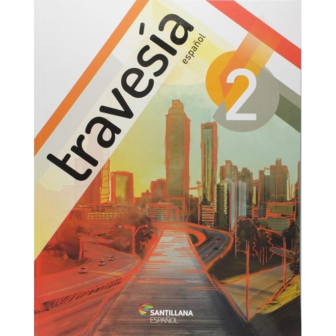 Livro Travesía Español - 2º ano - Santillana