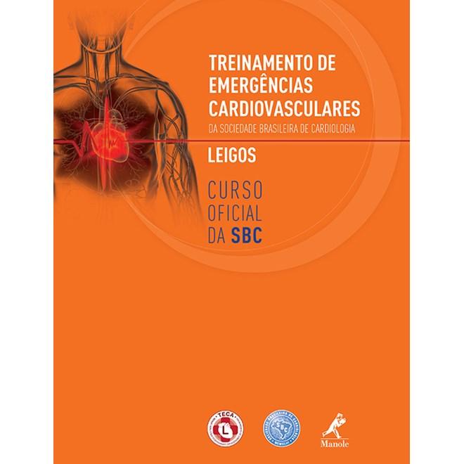 Livro - Treinamento de emergências cardiovasculares da Sociedade Brasileira de Cardiologia - SBC
