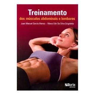 Livro - Treinamento dos Músculos Abdominais e Lombares - Manso BF