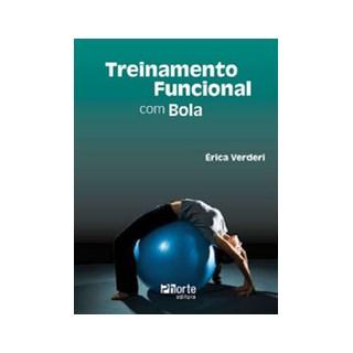 Livro - Treinamento Funcional com a Bola - Verderi***