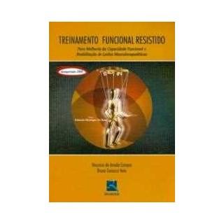 Livro - Treinamento Funcional Resistido - Campos***