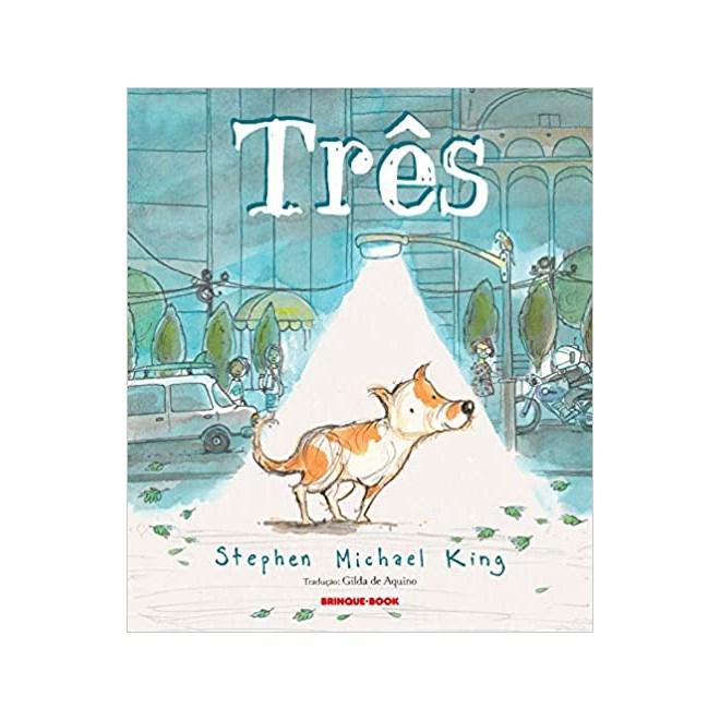 Livro - Três - King - Brinque Book