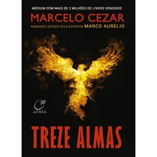 Livro Treze Almas - Cezar - Lúmen