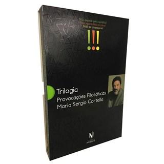 Livro - Trilogia Provocações Filosóficas - Cortella