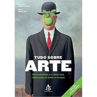 Livro - Tudo Sobre Arte -Cork