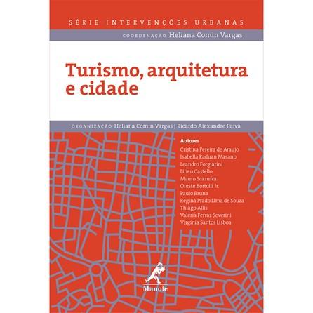 Livro - Turismo, Arquitetura e Cidade - Vargas