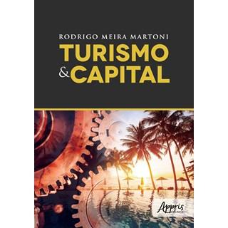 Livro - Turismo & Capital - Martoni