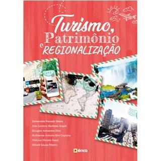 Livro - Turismo, Patrimônio e Regionalização - Serpa