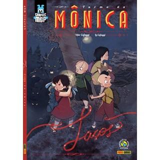 Livro - Turma da Mônica Laçõs - Graphic MSP - Panini