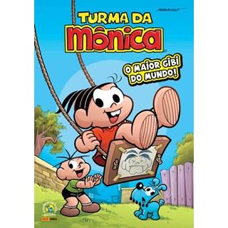 Livro - Turma Da Mônica: O Maior Gibi Do Mundo - Sousa
