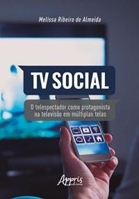 Livro TV Social Almeida Appris
