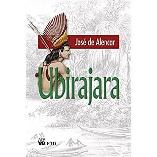 Livro - Ubirajara - José de Alencar - FTD