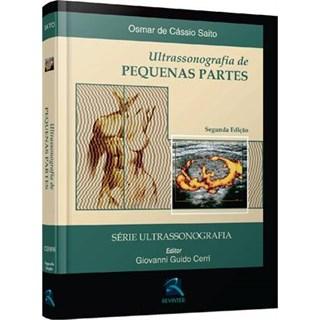 Livro - Ultra-Sonografia de Pequenas Partes - Saito