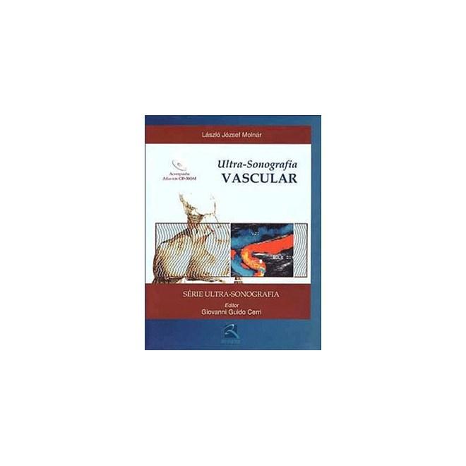 Livro - Ultra-Sonografia Vascular - Molnár