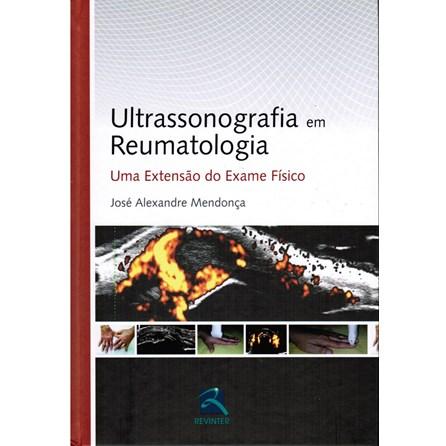 Livro - Ultrassonografia em Reumatologia - Mendonça