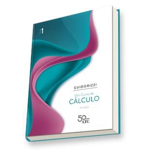 Livro - Um Curso de Cálculo - Vol. 1 - Guidorizzi -  LTC