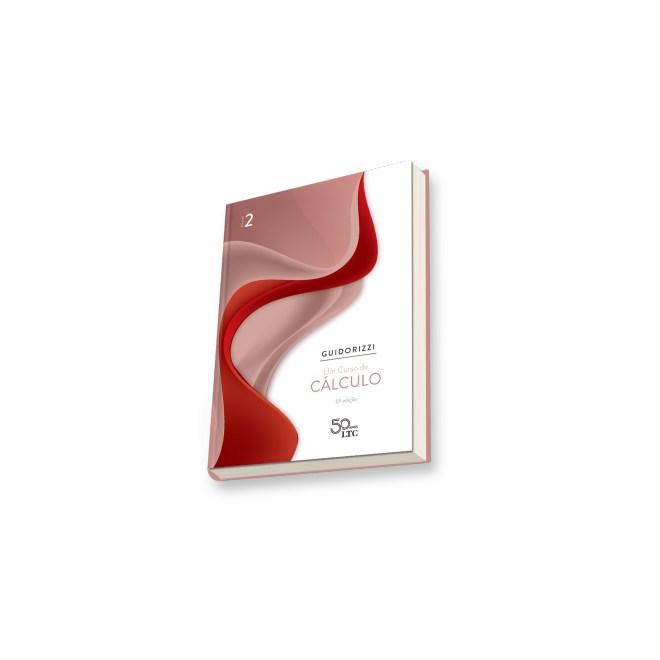 Livro - Um Curso de Cálculo - Vol. 2 - Guidorizzi