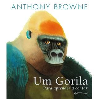 Livro Um Gorila - Browne - Zahar