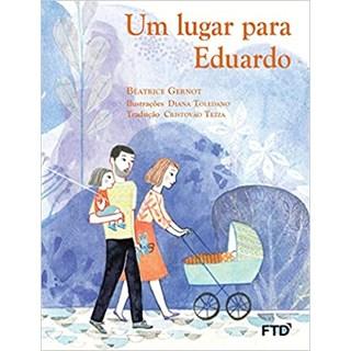Livro Um Lugar para Eduardo - Gernot - FTD
