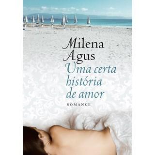 Livro - Uma Certa História de Amor - Agus