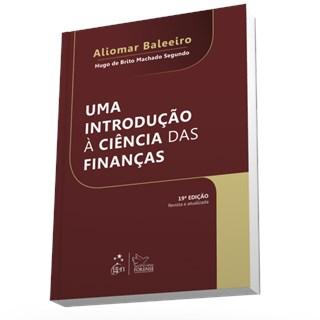Livro - Uma Introdução à Ciência das Finanças - Baleeiro