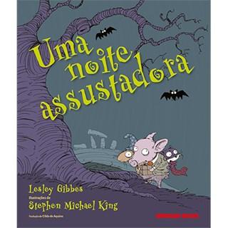 Livro - Uma Noite Assustadora - Gibbes