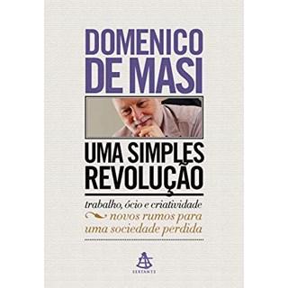 Livro - Uma Simples Revolução - Masi