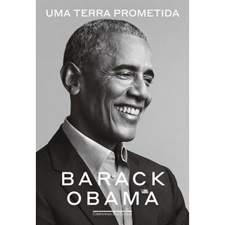 Livro Uma Terra Prometida - Obama - Companhia das Letras