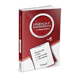 Livro - Urgência e Emergência em Mapas Mentais - Passinho - Sanar