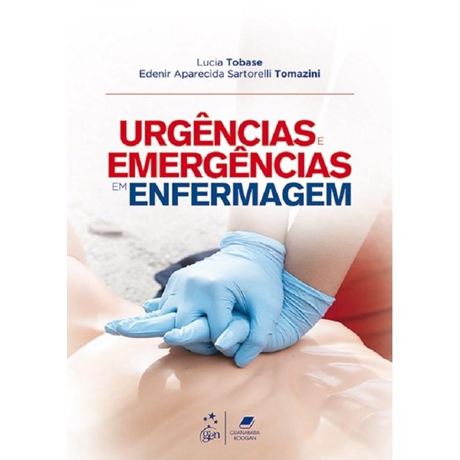 Livro - Urgências em Enfermagem - Tobase