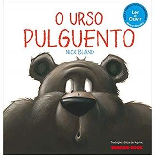 Livro - Urso Pulguento - Bland - Brinque Book