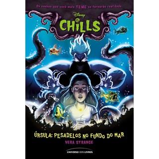 Livro Úrsula Pesadelos no Fundo do Mar - Strange - Universo dos Livros - Pré-Venda