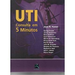 Livro - UTI - Consulta em 5 Minutos - Yunen