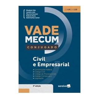 Livro - Vade Mecum Civil E Empresarial Conjugado - Vido 2º edição