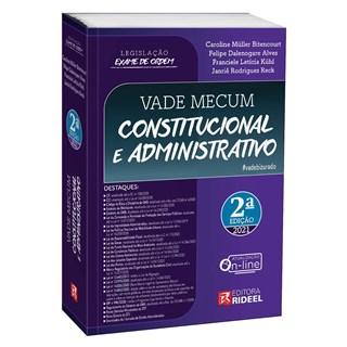 Livro - Vade Mecum Constitucional e Administrativo - Kühl - Pré Venda