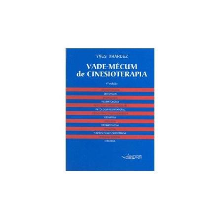 Livro - Vade- Mécum de Cinesioterapia - Xhardez