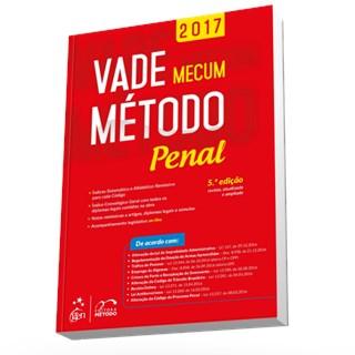 Livro - Vade Mecum - Método Penal - 2017