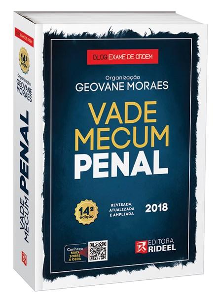 Livro - Vade Mecum Penal - Blog Exame de Ordem - Moraes