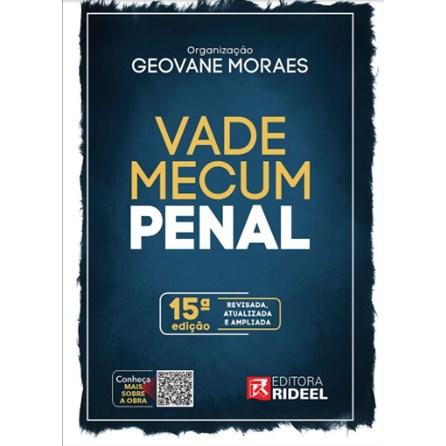 Livro - Vade Mecum Penal  - Moraes