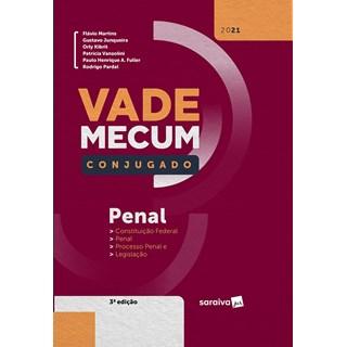 Livro - Vade Mecum Penal Saraiva Conjugado 2019 - 2020 -  Junqueira