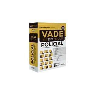 Livro - Vade Mecum Policial - Legislação Selecionada para Carreiras Policiais - Fernandes - Foco