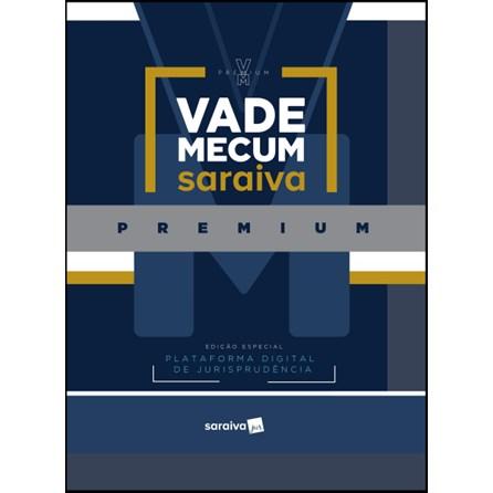 Livro - Vade Mecum  Premium - Saraiva