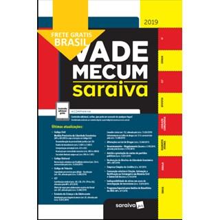 Livro - Vade Mecum Saraiva 2019 Compacto - 21ª Edição