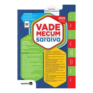 Livro - Vade Mecum Saraiva - 30ª Edição - 2020 - 2º Semestre - Editora Saraiva 30º edição
