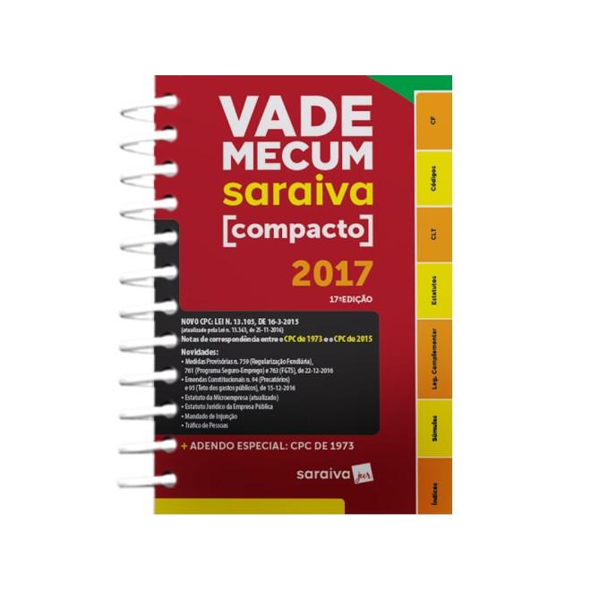 Livro - Vade Mecum Saraiva Completo - Editora Saraiva