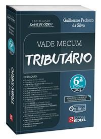 Livro Vade Mecum Tributario Colecao Exame De Ordem Silva Pre V