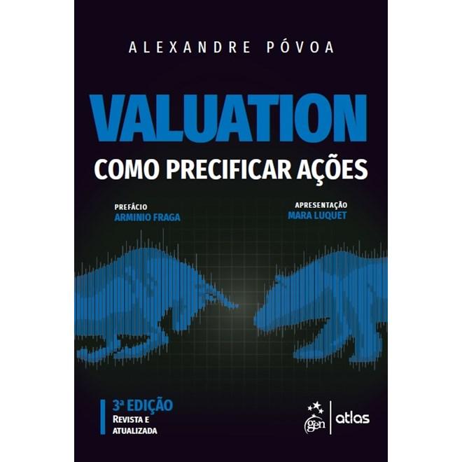 Livro - Valuation: Como Precificar Ações - Póvoa - Atlas