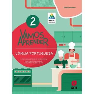Livro - Vamos Aprender Língua Portuguesa - 2 Ano - BNCC - SM
