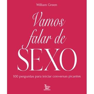 Livro - Vamos Falar De Sexo - Green
